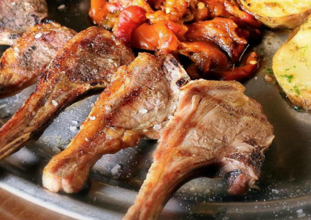 Gastronomía Ternasco Aragón