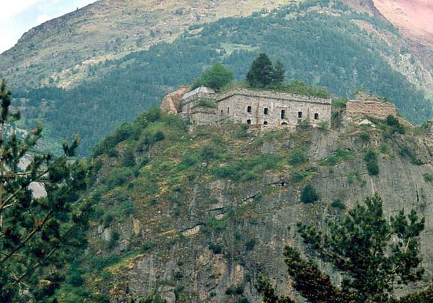 Fuerte de Coll de Ladrones Canfranc