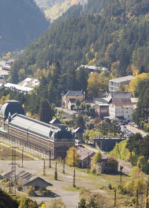 RUTA 1 - Estacion de Canfranc -017