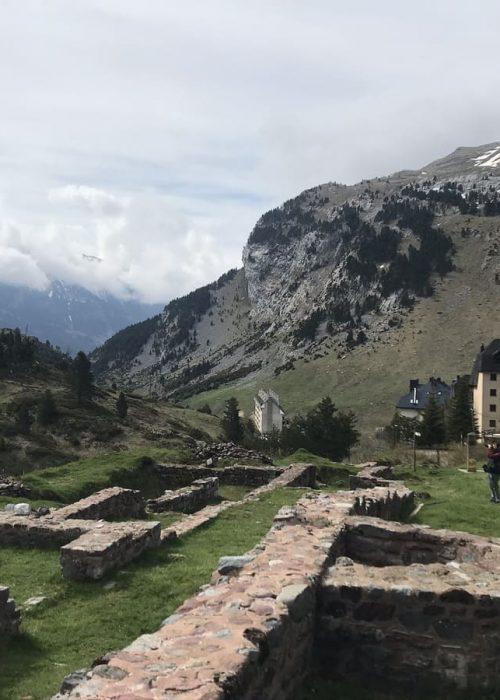 monasterio hospital Santa Cristina de Somport Candanchu (4)